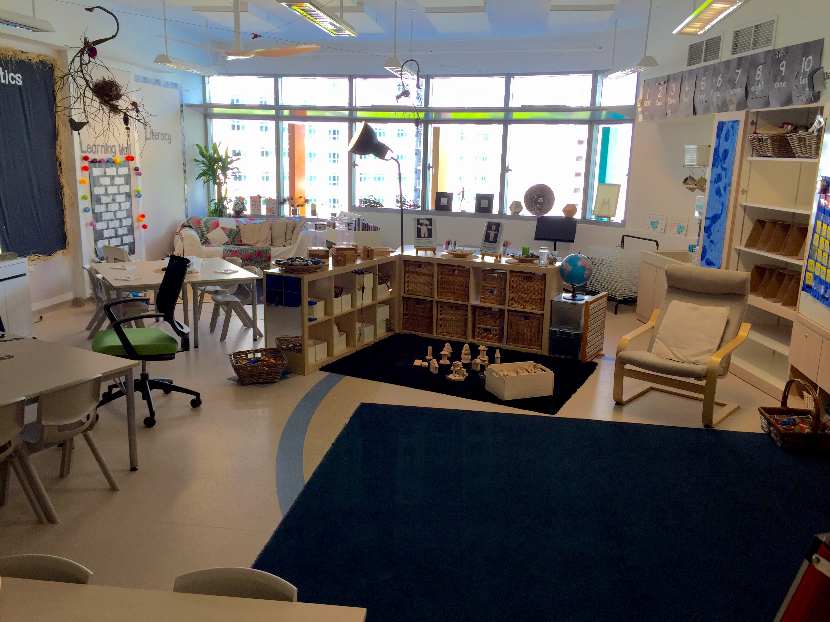 Natural Classroom Design ~ Classroom design matters tip of the iceberg